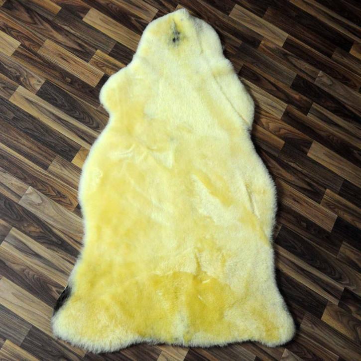 ÖKO Ziegenfell Ziege Fell 110x80 Kamindeko goatskin #5955