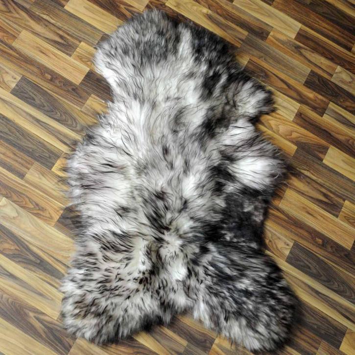 ÖKO Ziegenfell Ziege Fell 115x80 Kamindeko goatskin #6027