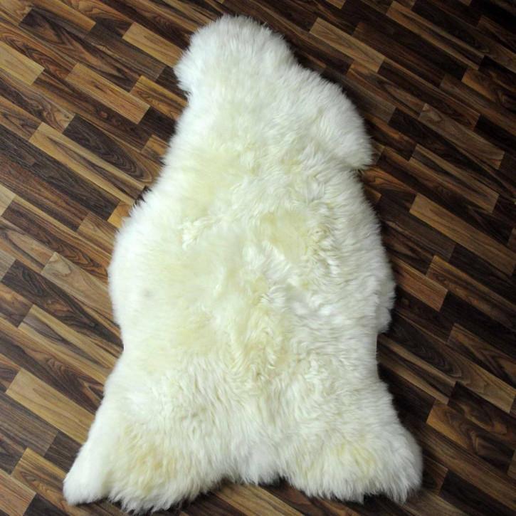 ÖKO Ziegenfell Ziege Fell 115x80 Kamindeko goatskin #6042