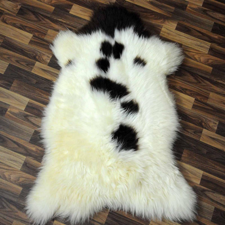 XXXL ÖKO Schaffell Fell creme weiß 130x75 sheepskin #6309