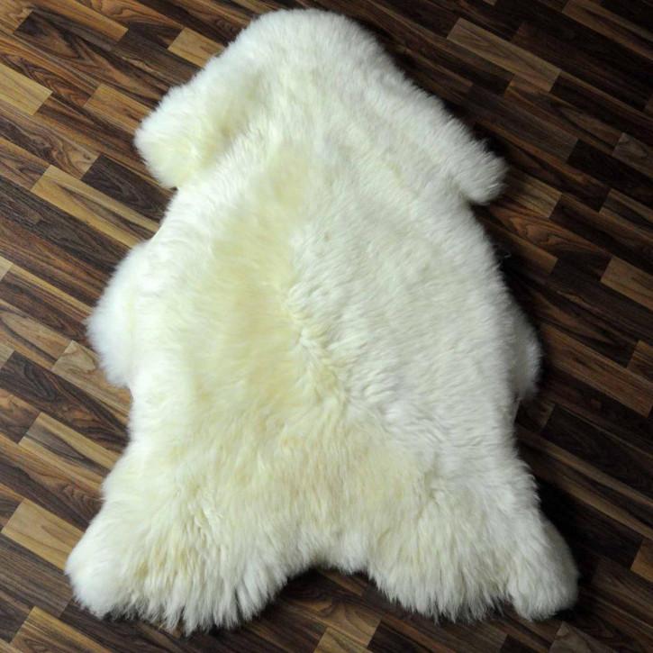 ÖKO Schaffell Fell creme weiß 105x70 sheepskin #6313