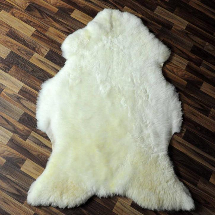 ÖKO Schaffell Fell creme weiß 100x70 sheepskin #6314