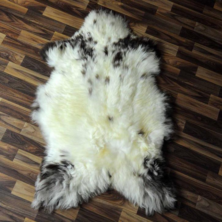 Island Schaffell Lammfell grau 90x60 Geschenk sheepskin #6771