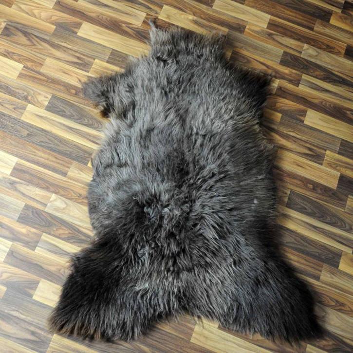 XXXL ÖKO Schaffell Fell beige 130x75 sheepskin #6840