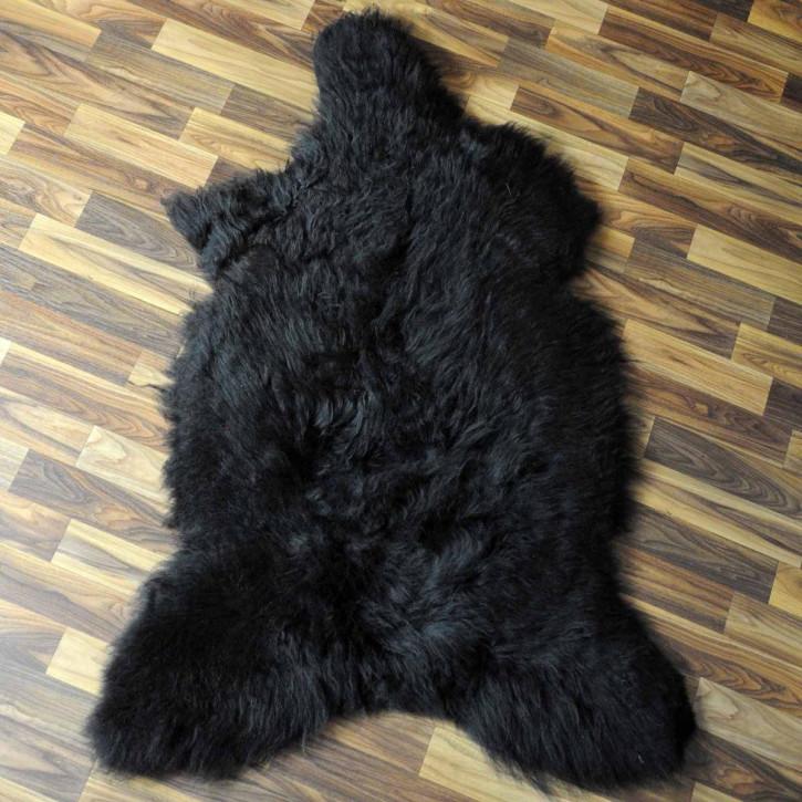 XXL ÖKO Schaffell Fell beige 120x80 sheepskin #6846