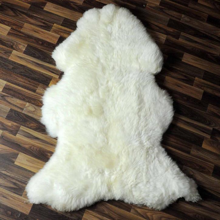 Mufflonfell Mufflon Fell 95x65 Mittelalter Trophäe Jagd #7702
