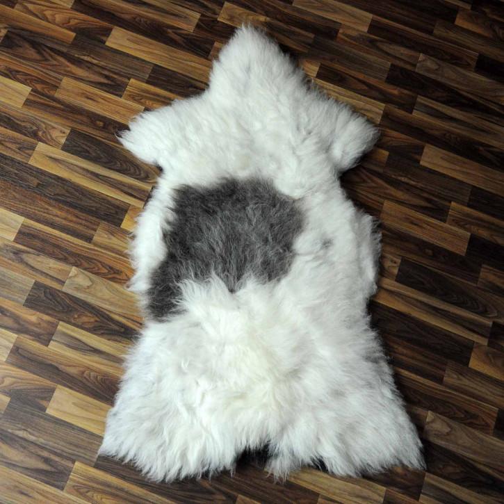 XL ÖKO Island Schaffell creme weiß 110x80 Present #7851