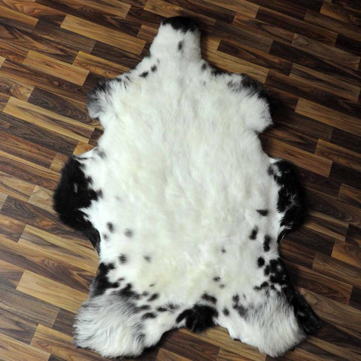 XXL ÖKO Island Schaffell creme weiß 120x80 Present #7859