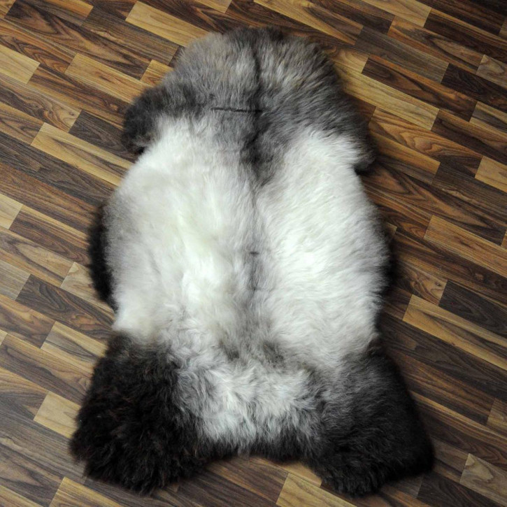 XXXL ÖKO Schaffell Fell creme weiß 140x75 sheepskin #8055