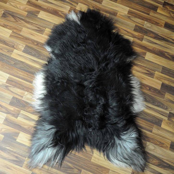 XXXL ÖKO Schaffell Fell creme weiß 130x90 sheepskin #8182