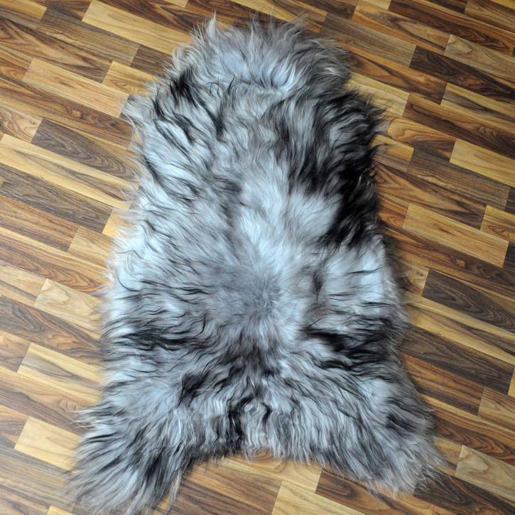 XXXL ÖKO Schaffell Fell creme weiß 135x75 sheepskin #8290