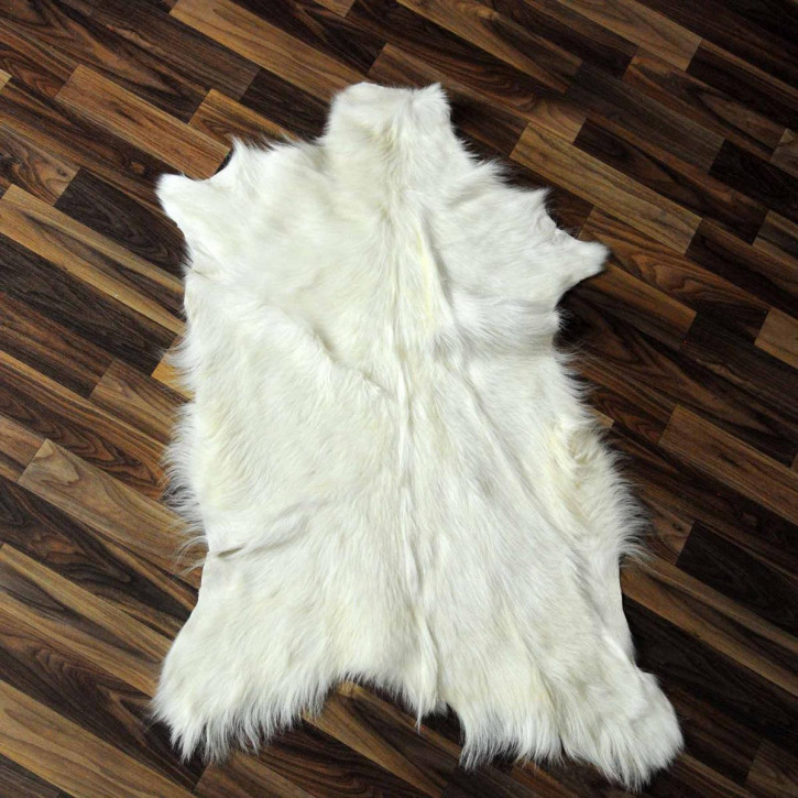 ÖKO Tibetlamm Schaffell Lammfell Fell 80x50 Tibet #9746