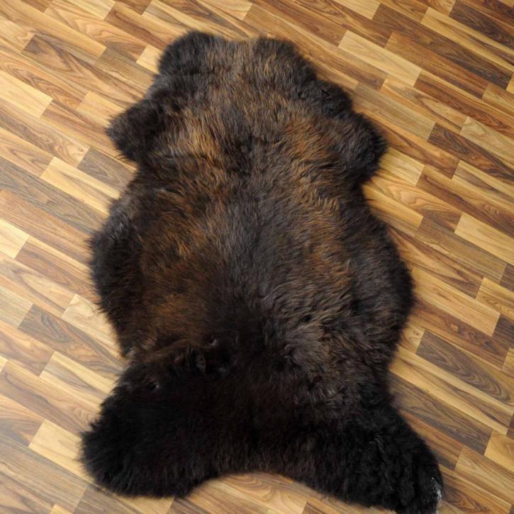 XL ÖKO Schaffell Fell creme weiß 115x75 Auflage #9799