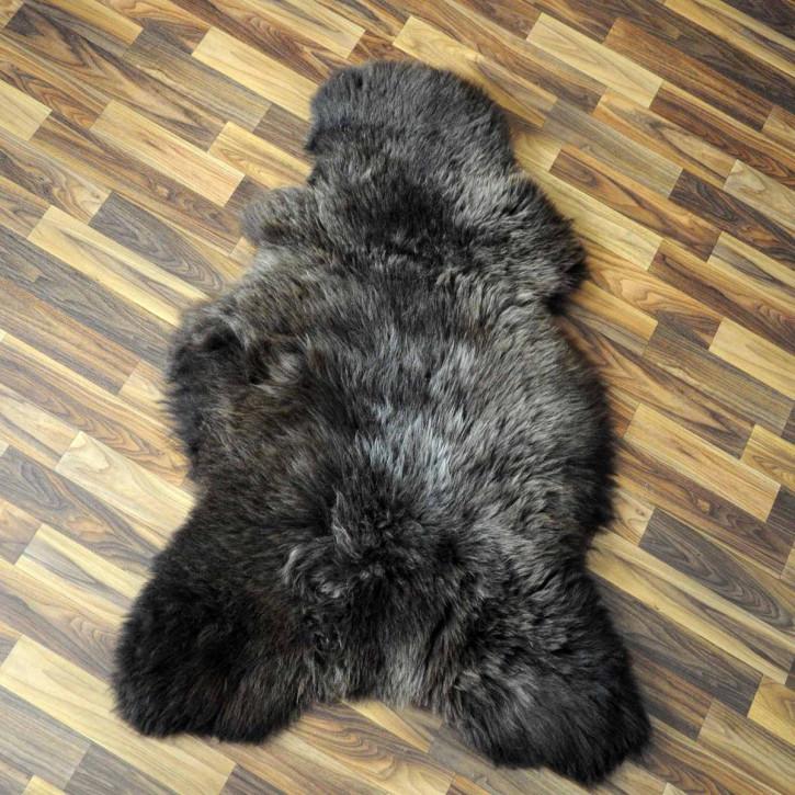 ÖKO Tibetlamm Schaffell Lammfell Fell 80x50 Tibet #9893