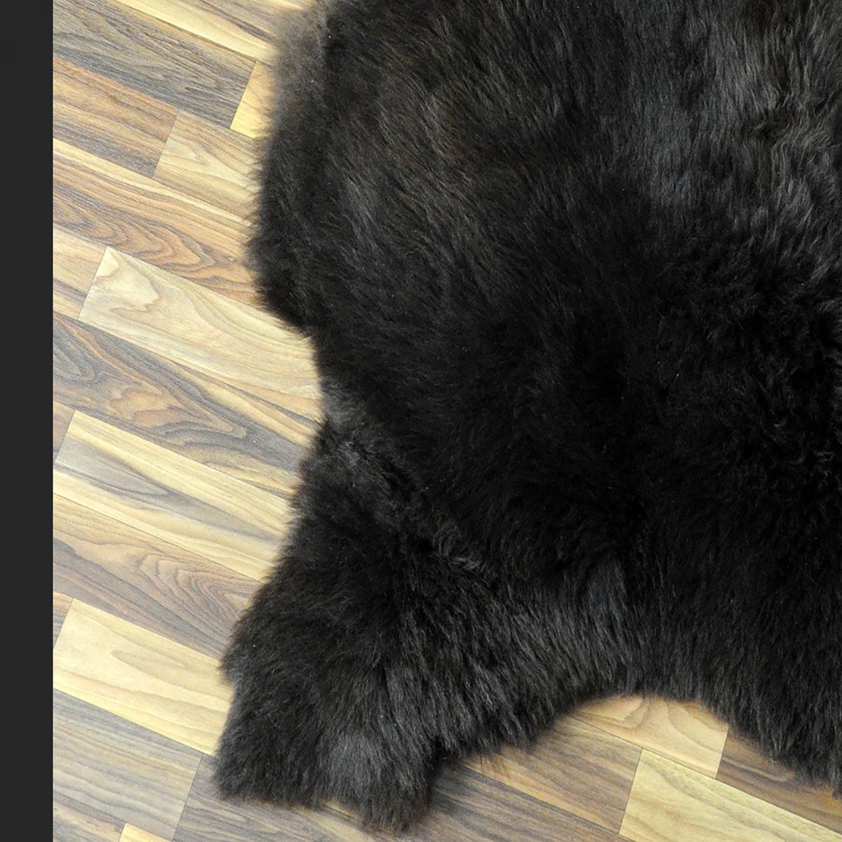 xl ko schaffell wei braun geflammt 115x85 4515 4515. Black Bedroom Furniture Sets. Home Design Ideas