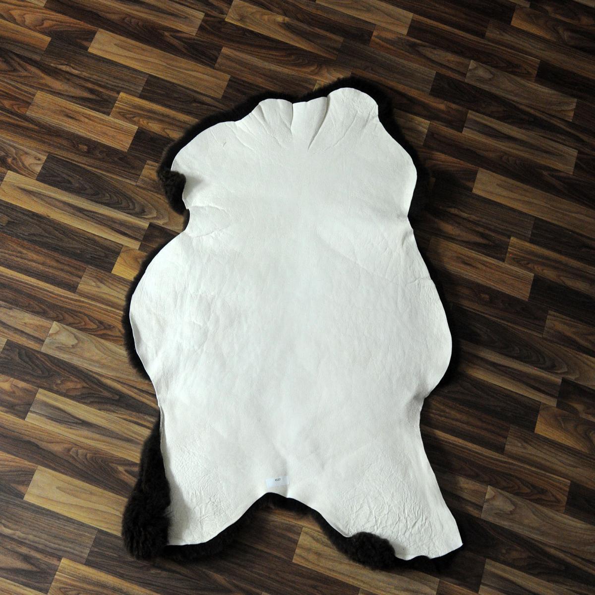 xxl ko schaffell fell creme wei 125x80 fellteppich 4537 4537. Black Bedroom Furniture Sets. Home Design Ideas