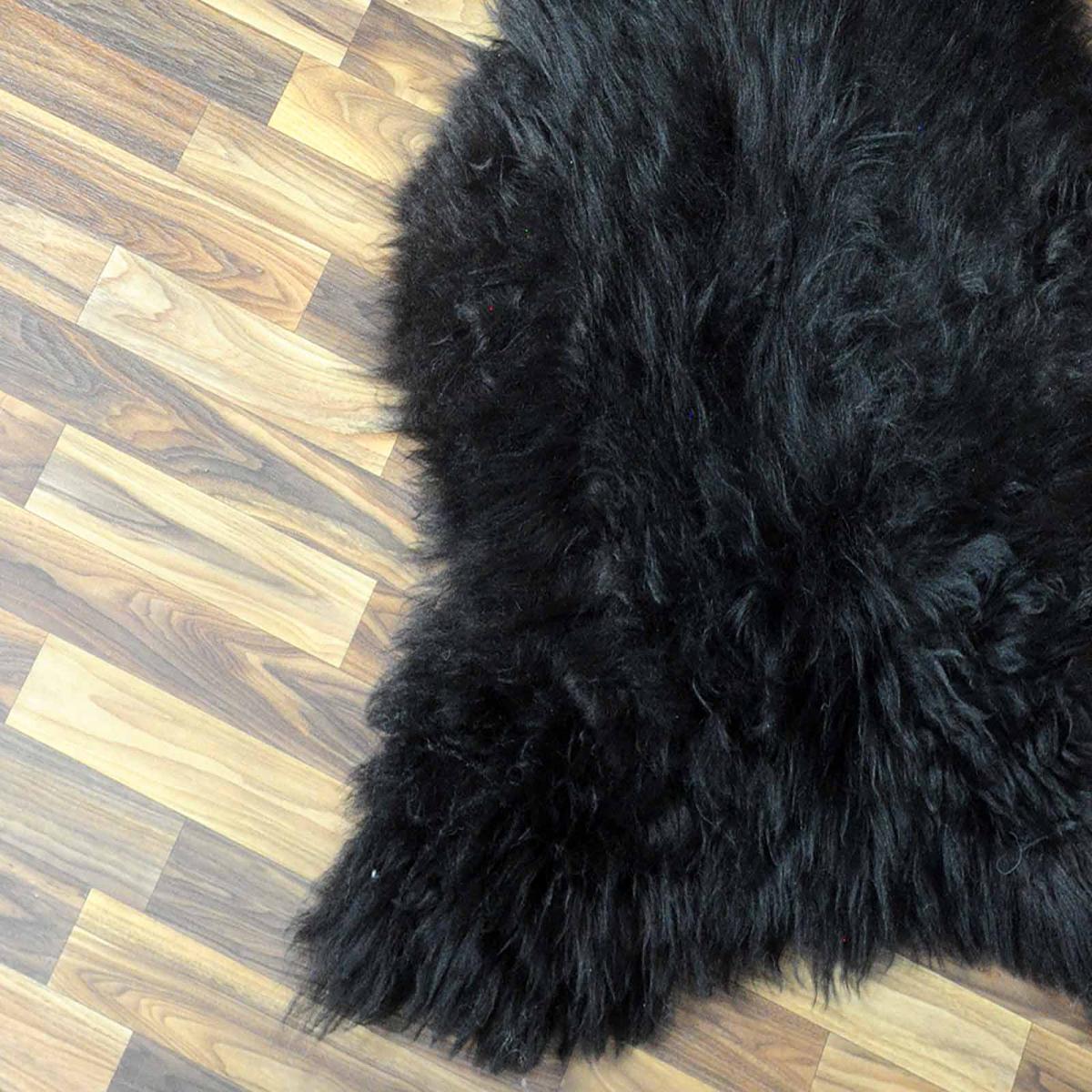 xxl ko schaffell fell creme wei braun 115x80 geschoren. Black Bedroom Furniture Sets. Home Design Ideas