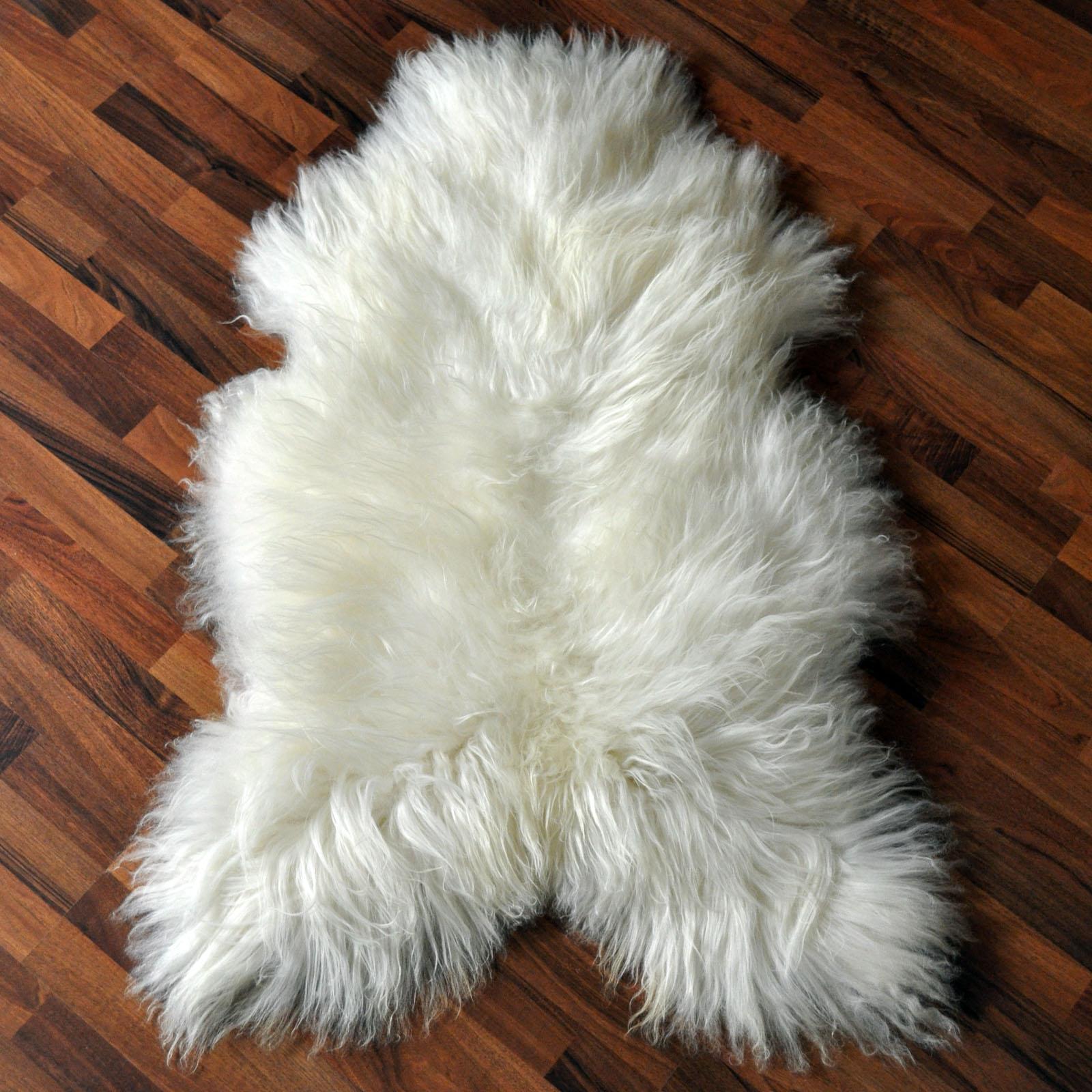 Weiße Island - Schaffelle