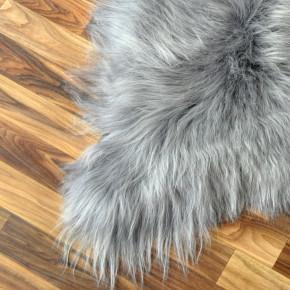 Angebot! Island Schaffell grau 80 x 50cm Fell Geschenk