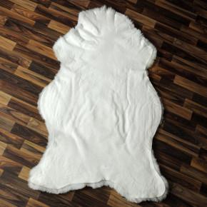 ÖKO Island Schaffell creme weiß 105x70 Fell Auflage #2425