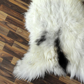 ÖKO Schaffell Fell braun 105x65 Hundebett Braunbär #2537