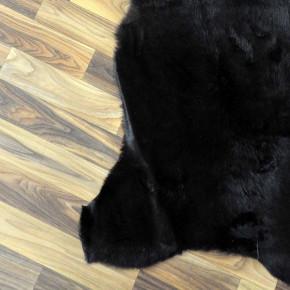 Island Schaffell grau schwarz geflammt 105x75 Auflage #2699