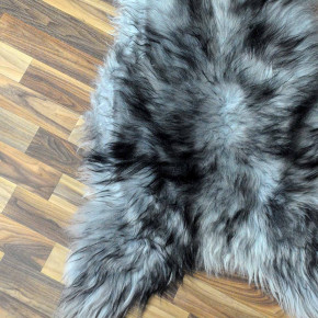 ÖKO Ziegenfell Ziege Fell 110x60 goatskin gefärbt #2982