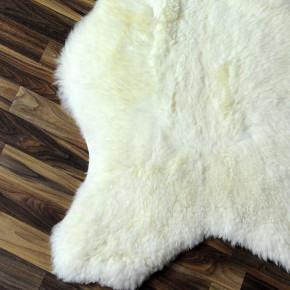 Island Schaffellteppich Decke 170x70 Teppich Patchwork #3811