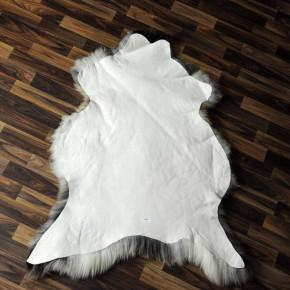 XXL ÖKO Island Schaffell creme weiß 120x75 Fell Auflage #3983