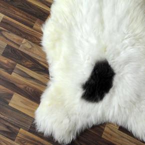 XXL ÖKO Island Schaffell creme weiß 120x80 Fell Auflage #3984