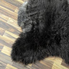 XL ÖKO Island Schaffell natur grau braun 115x75 #4043