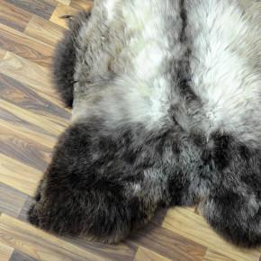 ÖKO Ziegenfell Ziege Fell 115x85 Kamindeko goatskin #4934