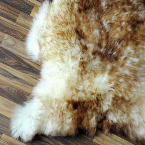 ÖKO Ziegenfell Ziege Fell 115x80 Kamindeko goatskin #4958
