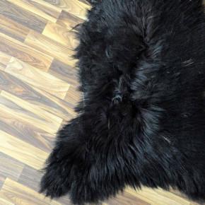 XL ÖKO Schaffell Fell Lammfell beige braun grau 110x75 #5329