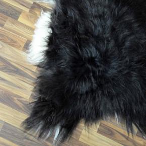 XXL ÖKO Schaffell Fell creme weiß 125x80 geschoren #5369