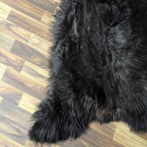 Island Schaffellteppich Decke 170x70 Teppich Patchwork #7257