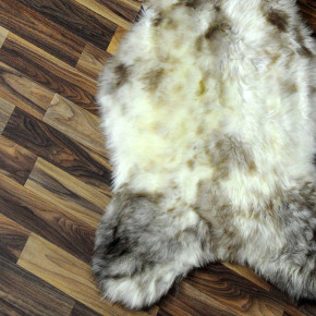 Island Schaffell Lammfell grau 105x70 Geschenk Present #7557