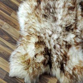 ÖKO Tibetlamm Schaffell Lammfell Fell 85x55 Tibet #9573