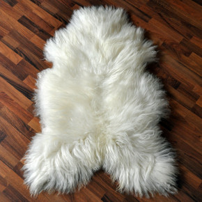 XL ÖKO Island Schaffell schwarz oder naturweiß 110-120 x 70-80cm